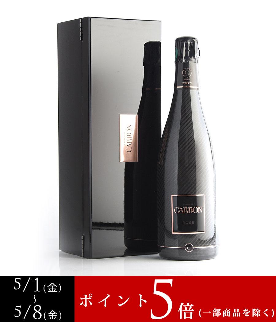 NV シャンパーニュ・カルボン【カーボン】ロゼ 【ギフトボックス】