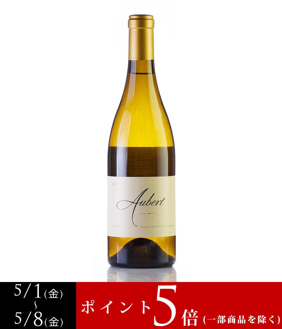 オーベール シャルドネ イーストサイド ヴィンヤード 2012 カリフォルニア 白ワイン