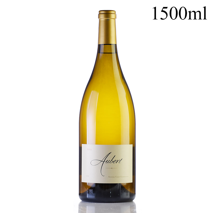 【人気商品】 オーベール シャルドネ CIX CIX 白ワイン エステート マグナム ヴィンヤード 2014 マグナム 1500ml カリフォルニア 白ワイン, タカサゴシ:d00c4643 --- sturmhofman.nl