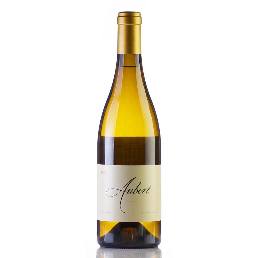 オーベール シャルドネ シュガーシャック 2012 アメリカ カリフォルニア 白ワイン 新入荷特別価格