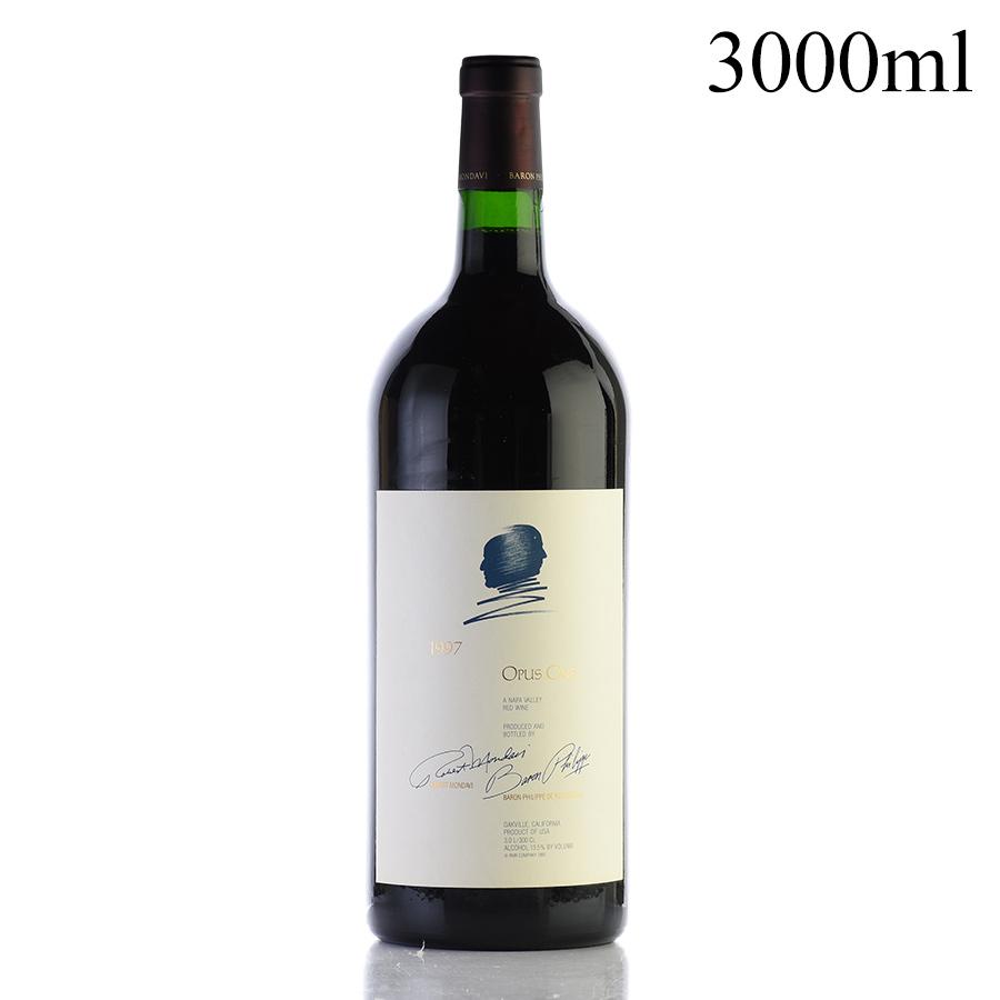 オーパスワン 1997 ダブルマグナム 3000ml オーパス ワン オーパス・ワン カリフォルニア ナパ[のこり1本]