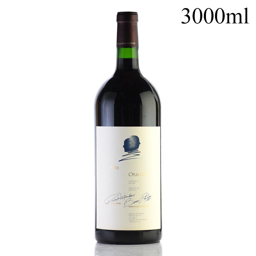 オーパスワン 1996 ダブルマグナム 3000ml オーパス ワン オーパス・ワン カリフォルニア ナパスーパーSALE★特別価格