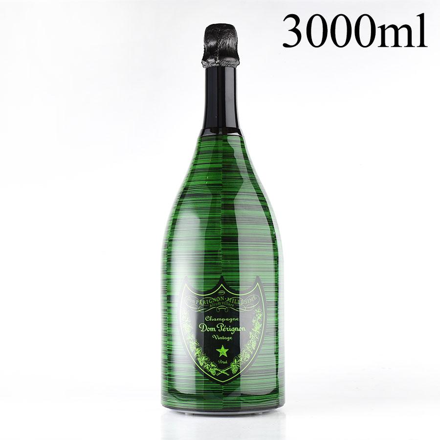 ドンペリ ドンペリニヨン ファントム 2004 ジェロボアム 3000ml ドン・ペリニヨン シャンパン シャンパーニュ[のこり1本]