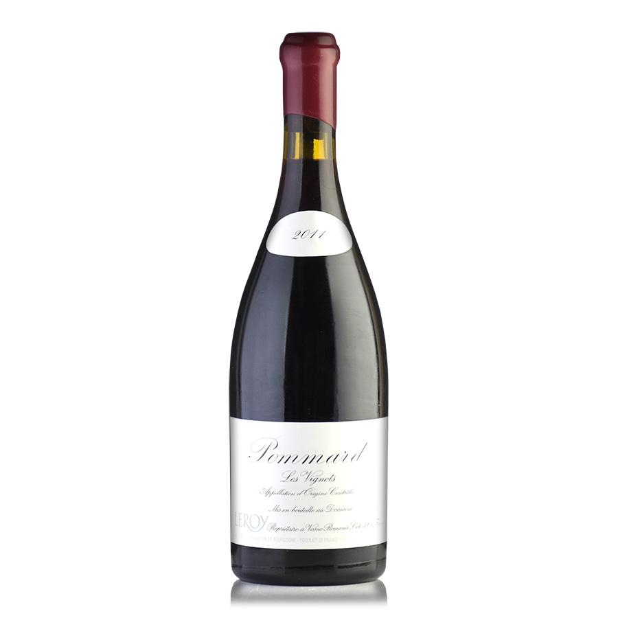 ドメーヌ ルロワ ポマール レ ヴィーニョ 2011 フランス ブルゴーニュ 赤ワイン 新入荷