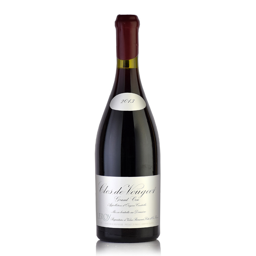 ドメーヌ ルロワ クロ ド ヴージョ 2013 フランス ブルゴーニュ 赤ワイン 新入荷