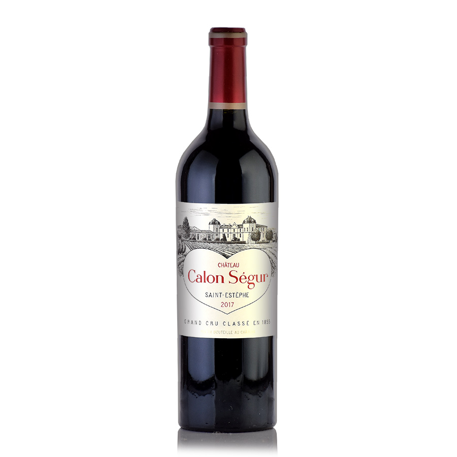 シャトー カロン セギュール 2017 蔵出し フランス ボルドー 赤ワインスーパーSALE★特別価格