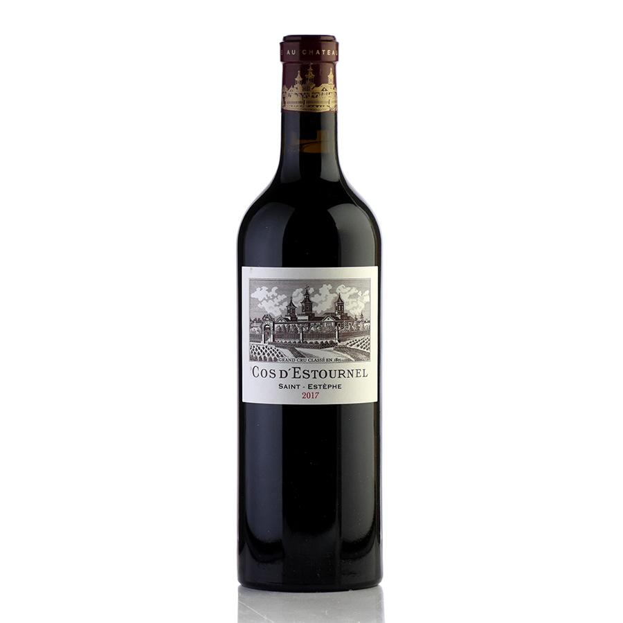 シャトー コス デストゥルネル 2017 フランス ボルドー 赤ワイン 新入荷