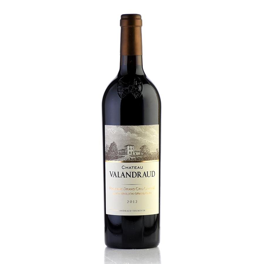シャトー ヴァランドロー 2012 フランス ボルドー 赤ワインスーパーSALE★特別価格