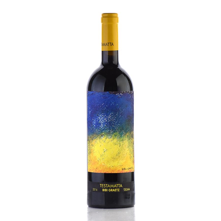 ビービー グラーツ テスタマッタ 2016 イタリア 赤ワイン 新入荷
