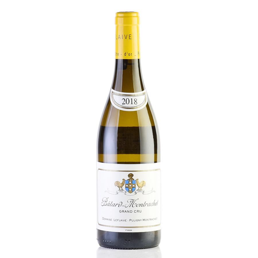 ルフレーヴ バタール モンラッシェ グラン クリュ 2018 正規品 フランス ブルゴーニュ 白ワイン 新入荷