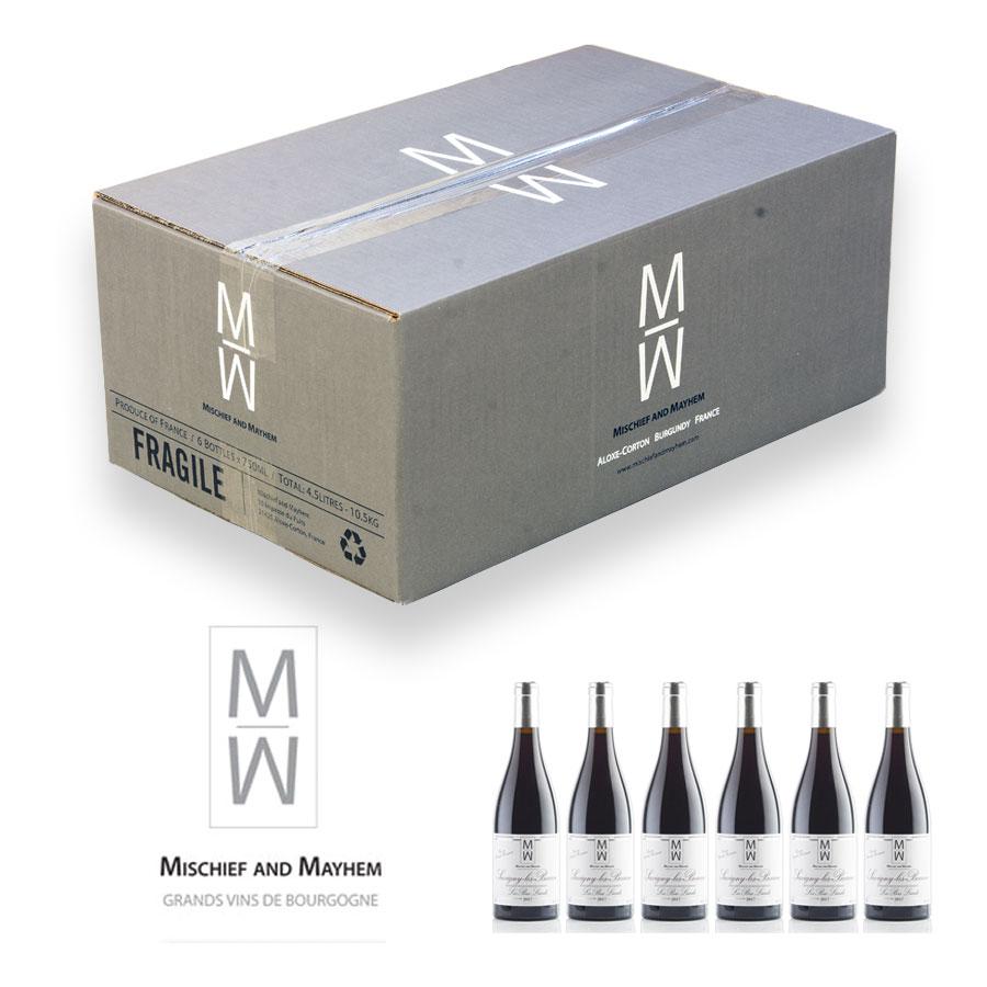 ミスチーフ アンド ディスカウント メイヘム サヴィニ レ ボーヌ バ 1ケース ブルゴーニュ フランス 2017 リアル 赤ワイン 再入荷 予約販売 6本