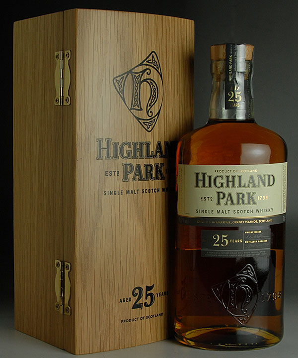Highland Park - 25 Years Old