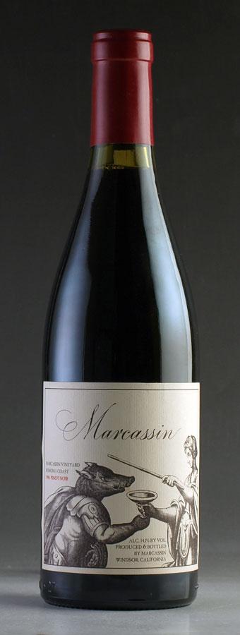 [1996] ピノ・ノワール マーカッシン・ヴィンヤードマーカッシン 750mlPinot Noir Marcassin Vineyard