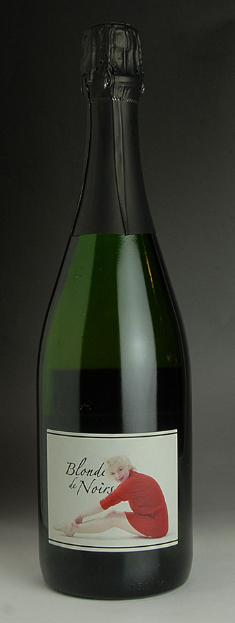 Marilyn Blanc de noir cuvee six bottle