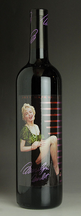 [2011] One Marilyn Merlot Napa Valley