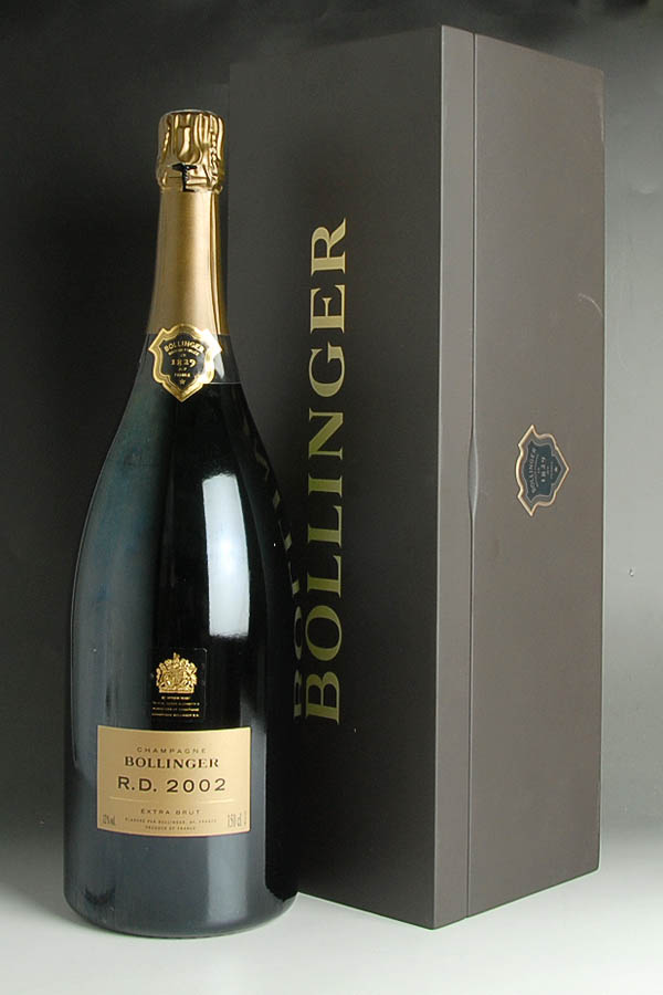 [2002] ボランジェ アール ディー マグナム 【正規品】Bollinger R.D. 1500ml