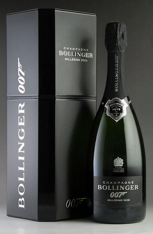 【スーパーSALE★超特価】[2009] ボランジェ 007 スペクター リミテッド・エディション 750ml 【自社輸入】Bollinger SPECTRE Limited Edition
