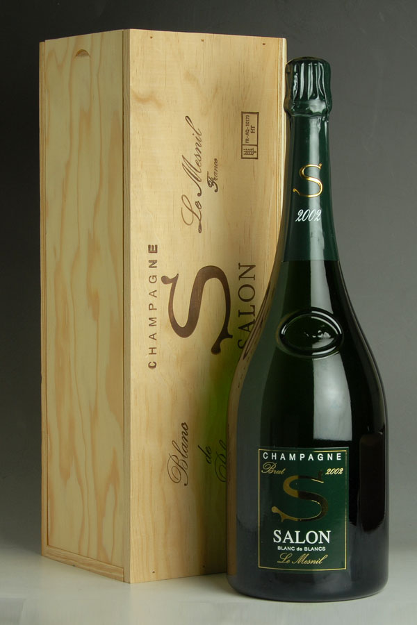 Wine Cellar KATSUDA | Rakuten Global Market: 2002 Champagne Salon 1500ml