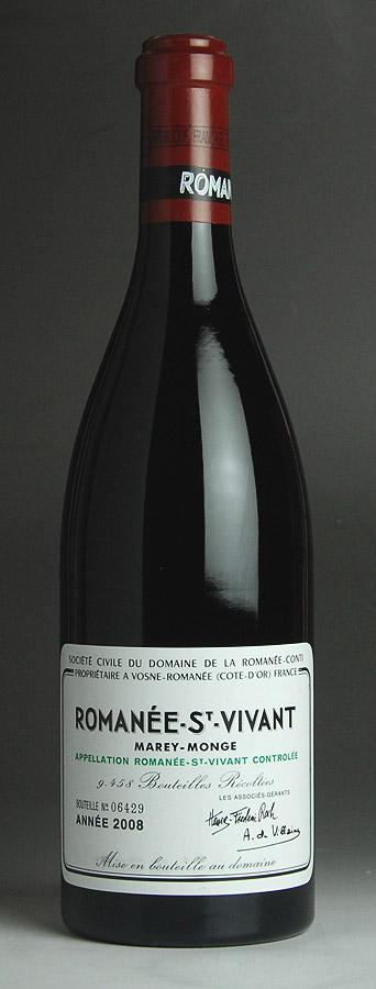 2008 Domaine de la Romanee Conti (DRC) - Romanee St Vivant
