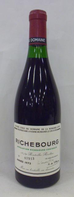 [1973 年]李其堡  罗曼尼 康帝 酒庄
