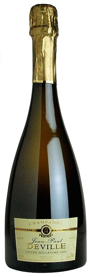 [2002] Jean Paul Devil Brut bottle