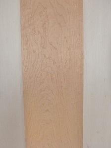メープル 一枚板 バーズアイ 無垢 木材 【送料無料】