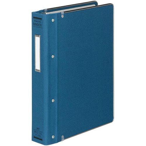 kaumall kokuyo binder mp b5 vertical 200 capacity total cloth stick