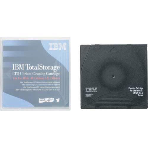 IBM LTO クリーニングテープ
