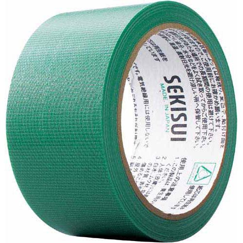 セキスイ フィットライトテープ No.738 緑 90巻