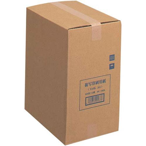 リコー 複写印刷用紙110kg A4 1冊(500枚)×5