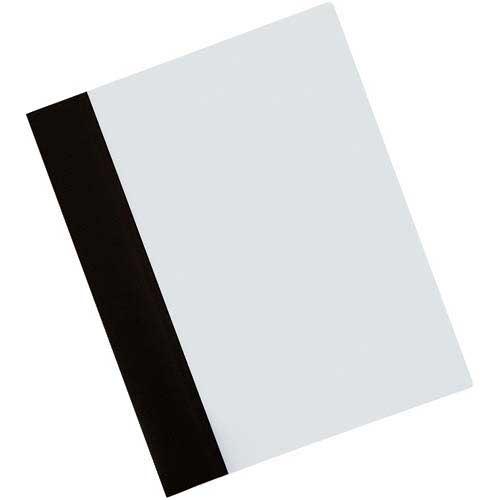 コクヨ 製本カバー<195> A4縦 黒 100冊