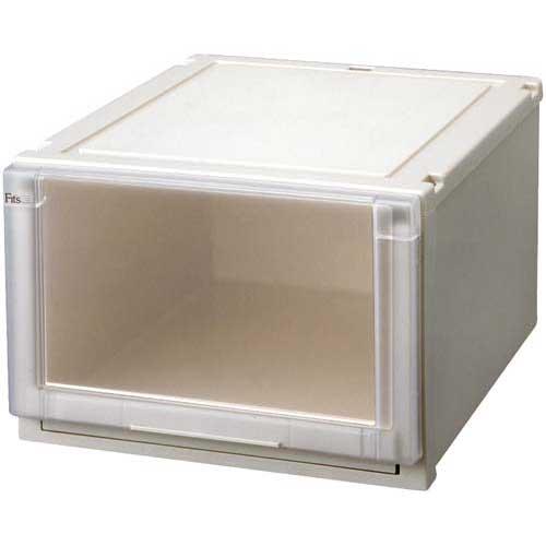 テンマ フィッツユニット4530 幅45×奥行55cm3個   収納ボックス 収納ケース 衣装ケース 衣装ボックス 衣類ケース 衣類収納ボックス 整理ボックス スタッキングボックス スタッキング 積み重ねボックス プラスチック 引き出し カウモール カウネット