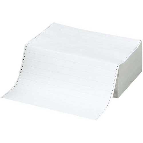 コクヨ 連伝用紙1/3単線15×11 2P 1000枚×2【取寄商品】
