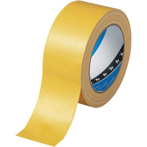 寺岡製作所 カラー布テープ No.1535 黄 30巻関連ワード【ガムテープ 梱包テープ 梱包用】