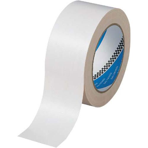 商品合計金額3000円 税込 ランキングTOP10 以上送料無料 ガムテープ カラー布テープ 梱包資材 ホワイト No.1535 白 寺岡製作所 1巻 梱包テープ ハイクオリティ