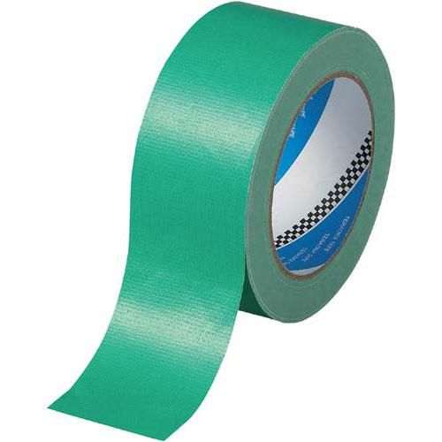 寺岡製作所 カラー布テープ No.1535 緑 30巻関連ワード【ガムテープ 梱包テープ 梱包用】