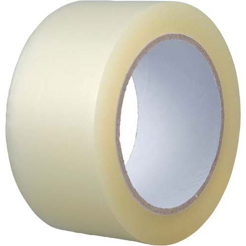 カウネット 透明PPテープ 重梱包用 120巻| 梱包 梱包資材 テープ 引っ越し 引越し 梱包テープ 粘着テープ PPテープ 作業用品 生活雑貨 まとめ買い カウモール