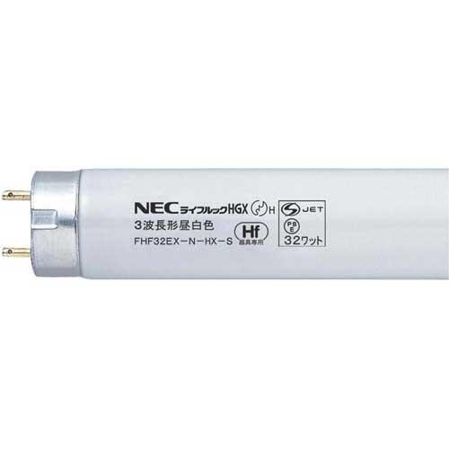 NECライティング 蛍光灯インバータ Hfライフルック32W昼白25本