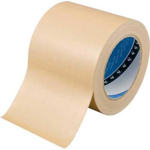 寺岡製作所 布テープ No.159 100mm×25m 18巻関連ワード【ガムテープ 梱包テープ 梱包用】