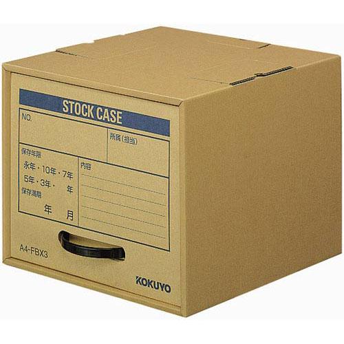 コクヨ 保存キャビネット A4ファイルボックス用 10個