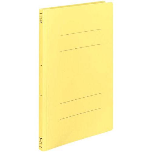 コクヨ フラットファイル<PP> A4縦 黄 100冊