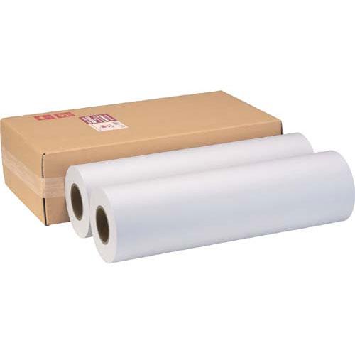 カウネット レーザープロッター用紙普通紙 594mm 2本×2