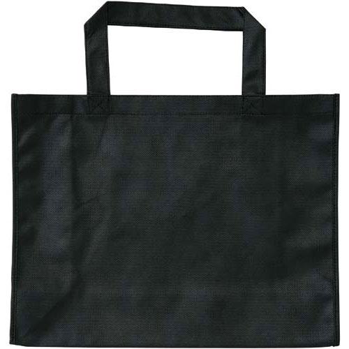 【海外輸入】 大川企画 不織布バッグ L ブラック L 不織布バッグ 100枚入 100枚入, 華成屋:c015a1a0 --- jf-belver.pt