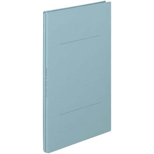 コクヨ ガバットファイルひもとじタイプ A4縦 青 60冊