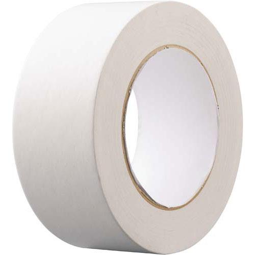 「カウコレ」プレミアム クラフトテープ 重ね貼り可 白 1巻   梱包 梱包資材 テープ 引っ越し 引越し 梱包テープ 粘着テープ 作業用品 生活雑貨 カウモール