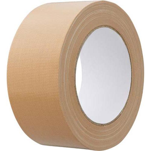 カウネット 布テープ 重梱包用 90巻 | 梱包 梱包資材 テープ 引っ越し 引越し ガムテープ 布 梱包テープ 粘着テープ 作業用品 生活雑貨 まとめ買い カウモール