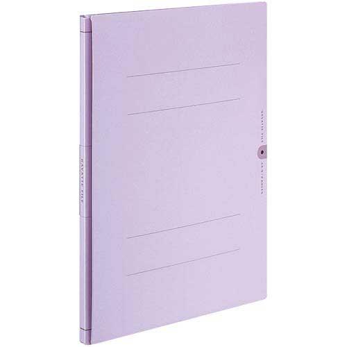 コクヨ ガバットファイルVA活用タイプ紙製A4縦紫30冊