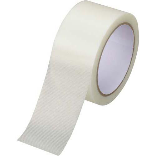 カウネット 梱包用透明クロステープ 90巻 | 梱包 梱包資材 テープ 引っ越し 引越し 梱包テープ 粘着テープ 作業用品 生活雑貨 まとめ買い カウモール