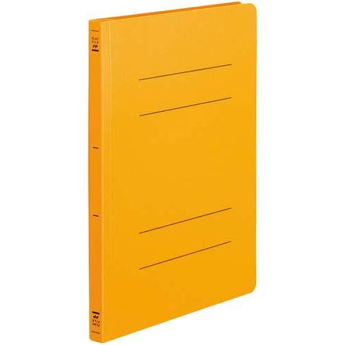 コクヨ フラットファイル<PP> A4縦 橙 100冊