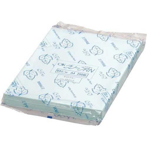 王子製紙 OKクリーンRN64g A4×10 2500枚